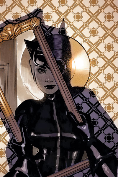 Catwoman 74 solicitation