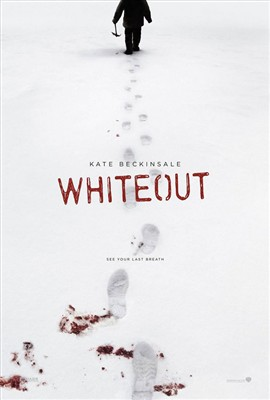 Pretty Good Whiteout Poster
