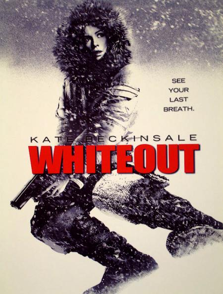 Whiteout Poster #2