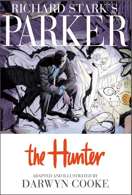 Parker The Hunter Cover