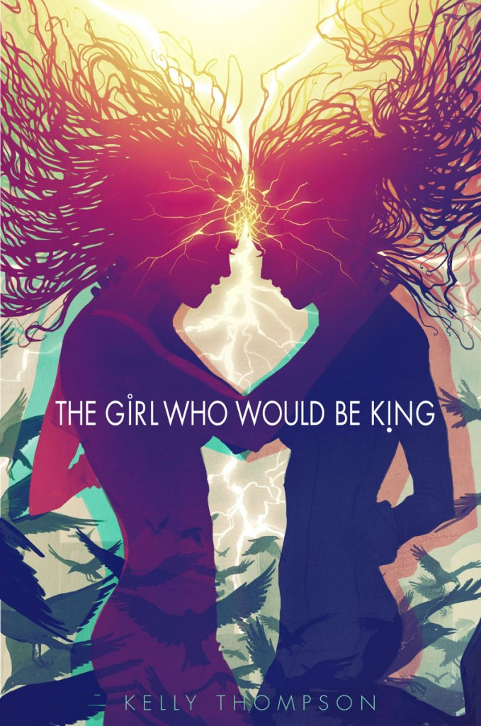 The Girl Who Would Be King Cover