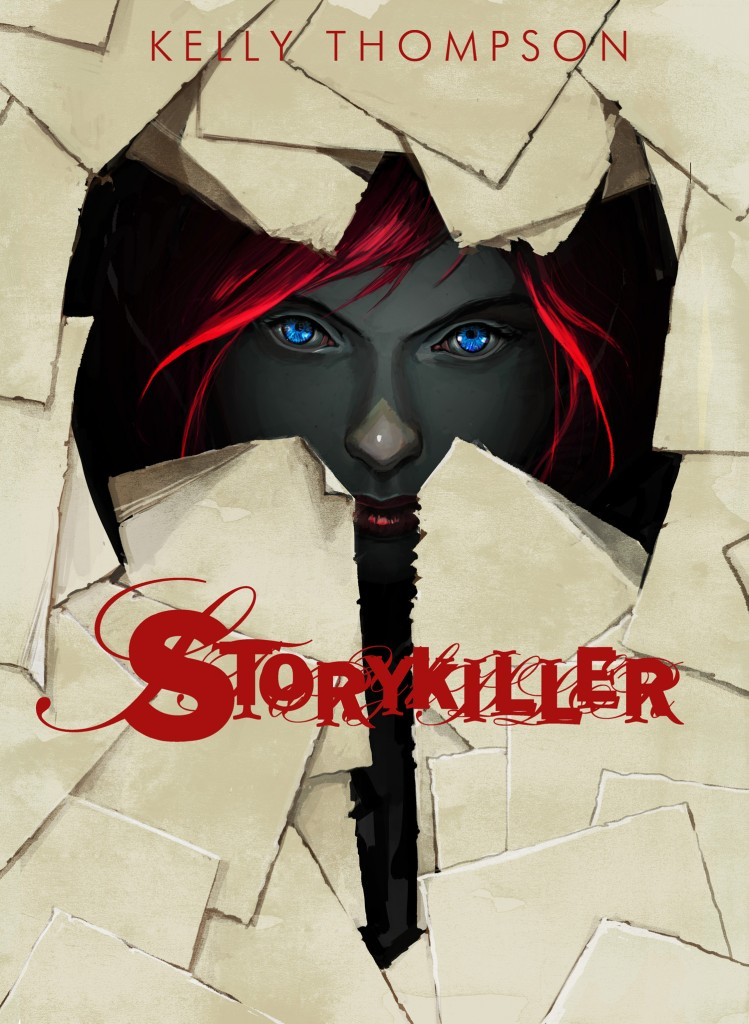 Storykiller Cover Front Only