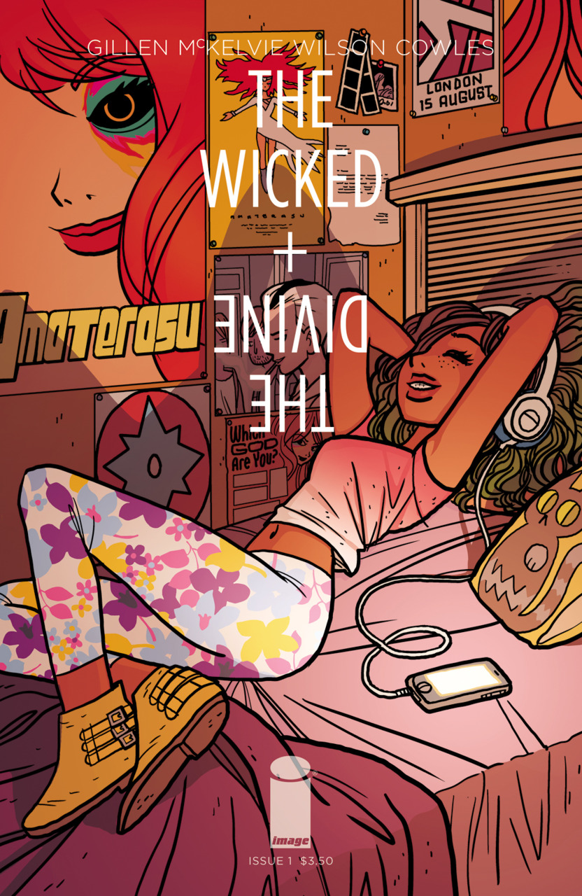 010 Wicked + Divine 3 Bryan Lee O'malley