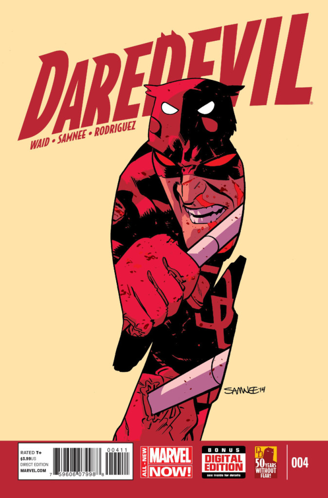 033 Daredevil 4 = Chris Samnee
